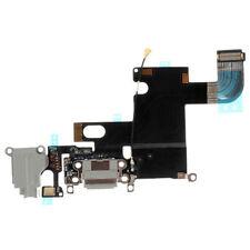 Original iPhone 6 Ladebuchse Dock Connector Audio Flex Antenne Mikrofon - Grau