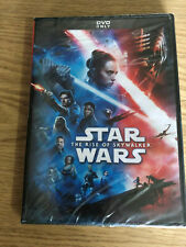 Star Wars: The Rise of Skywalker (DVD, 2020)