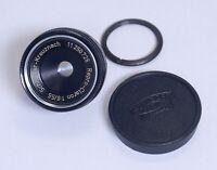 Vintage Schneider Kreuznach Repro Claron 55mm f/8 German Lens with Cap