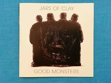 "JARS  OF  CLAY              ""GOOD  MONSTERS""       CD  /  USED"