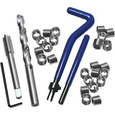 Silverline 283928 fil Kit de Réparation Helicoil Type M6 x 1.0mm