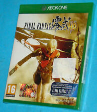Final Fantasy Type 0 HD - Microsoft XBox One - PAL New Nuovo Sealed
