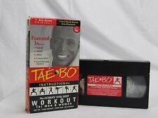 Taebo- Instructional - The Ultimate Body Workout for Men and Women