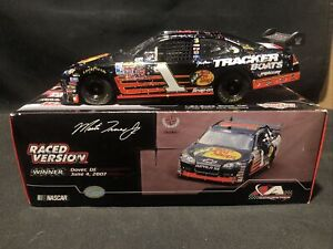 MARTIN TRUEX JR 2007 ACTION #1 DOVER WIN BASS PRO SHOPS CHEVY Autographed