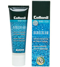 Collonil NANOCREAM 50 ml. Waterproofing IMPERMEABILIZZANTE Nanotech CREMA PELLE