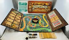 1995 Original Jumanji Action Board Game Complete in Great Condition FREE SHIP