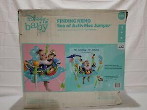 Disney Baby Finding Nemo Sea of Activities Jumper - Multi