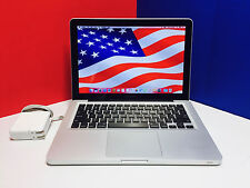 Apple Mac Laptop Computer 13.3 inch MacBook Pro OSX 2015 - One Year Warranty!