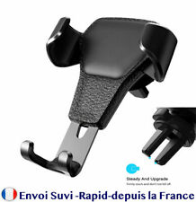 Support iPhone Gravité Voiture Air Vent Mount Cradle Holder Stand pour iPhone