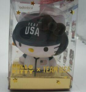 Kidrobot Hello Kitty Sanrio Olympics Team USA Mini Series Baseball Player 2020