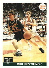 1991 Front Row Japanese #8 Mike Iuzzolino St Francis Terriers C13907