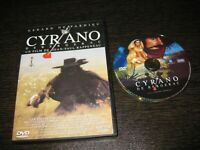 Cyrano De Bergerac DVD Gerard Depardieu