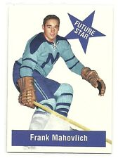 Frank Mahovlich   1994 Parkhurst Missing Link Future Stars     Maple Leafs
