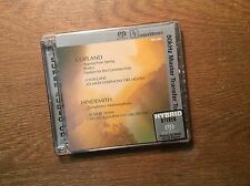 Copland - Fanfare  Rodeo Appalachian + Hindemith - Symphonic [SACD Album] SHAW