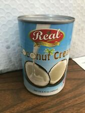 Coconut CREAM  BEST USED FOR COOKING Quality product  13.5oz.US Seller