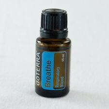doTERRA  Breathe Respiratory Essential Oil Blend-15ml   NEW & SEALED
