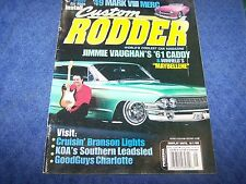 Custom Rodder  Magazine, Hot Rod,Rat Rod.Back Issue  May 2000