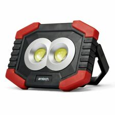 3W Mini COB Worklight DIY Hobby LED 180 Lumens Powerful With Stand & Side Light