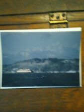 Vintage Lot Of 2 Christmas Cards Edmond'S Wa Puget Sound Ferries Looking Good
