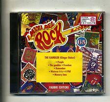I Miti del Rock n.65 # GINGER BAKER - THE GAMBLER # Fabbri 1993 # CD Rock