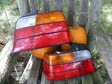 BMW 525i Set of Tail Lights Right & Left Factory 1992 - 1999 #1387365