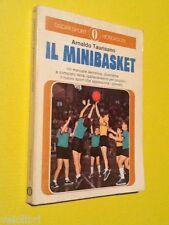 Taurisano, Arnaldo - IL MINIBASKET. 1973, Oscar Sport Mondadori