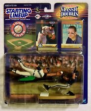 Starting Lineup ALEX RODRIGUEZ 1999 Baseball Classic Doubles Minors to Majors