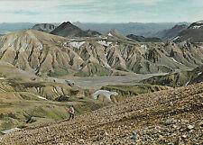 Iceland Landmannamauger Postcard Unused VGC