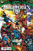 Dark Nights Death Metal Multiverses End #1 DC comic 1st Print 2020 unread NM