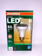 SYLVANIA 6W Ultra High Output LED Flood Light- 50W equivalent