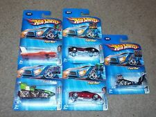 2005 Hot Wheels FACTORY SET OF 5 CARS FINAL RUN TREADATOR THOMASSIMA #71-75