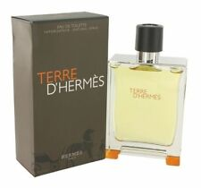 Terre D'Hermes By Hermes Men 6.7 6.8 oz 200 ml *Eau De Toilette Spray Nib Sealed
