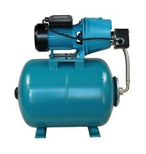 """IBO 1"""" electric centrifugal water BOOSTER PUMP JET100A +50Ltr PRESSURE VESSEL#CW"""