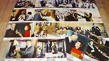 DUEL A LA VODKA ! C Jürgens pascale petit jeu 16 photos cinema  lobby cards 1965