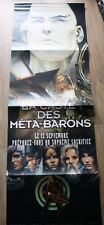 GIMENEZ - LA CASTE DES META-BARONS Affiche géante 140 x 45 cm !