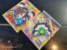 Osomatsu-san Totoko and Boys 2pc Set New Shipped with Original Packaging