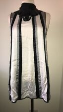 Guess By Marciano Loose & Luxe Flowing Silk Gorgeous Dress Size  S