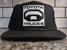 Toyota Trucker Hat Vintage Style