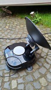 Megasat Satmaster Portable Classic vollautomatische Camping SAT Antenne