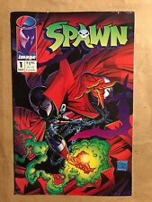 SPAWN - # 1 : may 1992 - VO