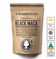 **Potent** Certified Organic Black Maca 250g (direct from Peru) 30 Day Supply