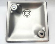 Halsey Taylor Stainless Steel Commercial Water Fountain 2205 FTN (74022055000)
