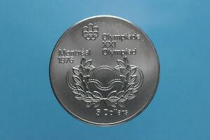 CANADA ELISABETTA II 5 DOLLARI 1974 FDC OLIMPIADI MONTREAL 1976 KM#89