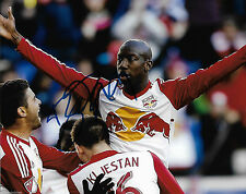 New York Red Bulls Bradley Wright Phillips Autographed Signed 8x10 Photo Coa B