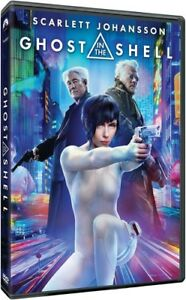 Ghost in the Shell [New DVD]