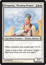 "Kongming, ""Sleeping Dragon"" X4 (Commander 2013) MTG (NM) *CCGHouse* Magic"