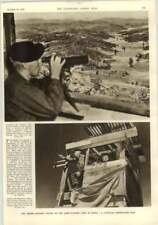 1953 Canadian Observation Post Watches Demilitarised Zone In Korea
