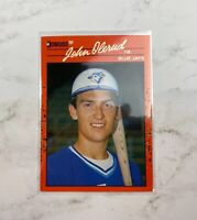 Rare 1990 John Olerud Donruss Rookie Card #711
