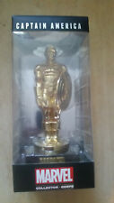 Captain America Gold Founder Statue Marvel Collector Corps Exclusive Funko NEW