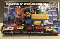TomyTrain 3 Tomy Train Set No.3 100% COMPLETE & WORKING BOXED 1988/89